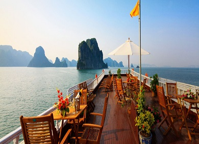 Halong Bay - Cat Ba Island Seasun tour 3 days 2 nights