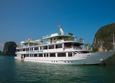 Halong Silversea Cruise 2 days 1 night