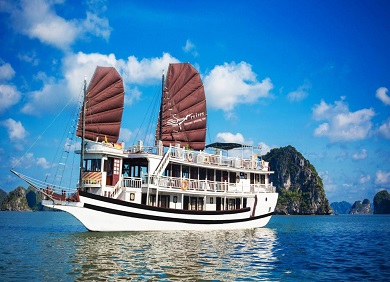 3 Days 2 Nights Discover Beautiful Remote of Halong Bay by Swan Cruise