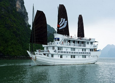 V'spirit cruise Halong 2 days 1 night