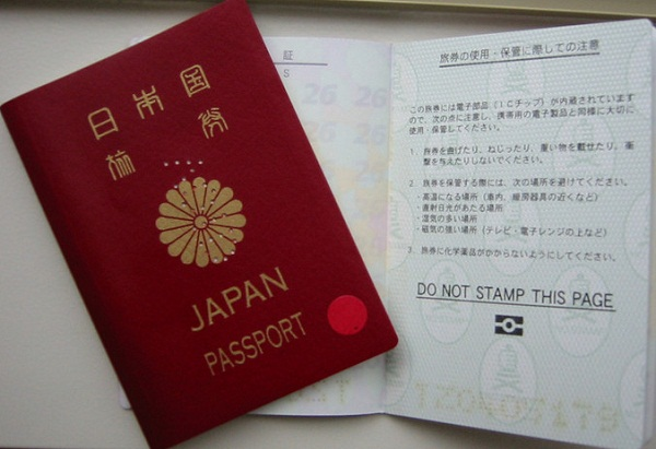 Visa thăm thân Nhật