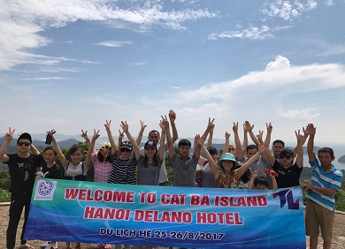 Du lịch Cát Bà - Hạ Long 2 ngày 1 đêm