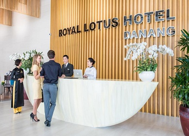 Khách sạn Royal Lotus Hotel Danang - managed by H&K Hospitality